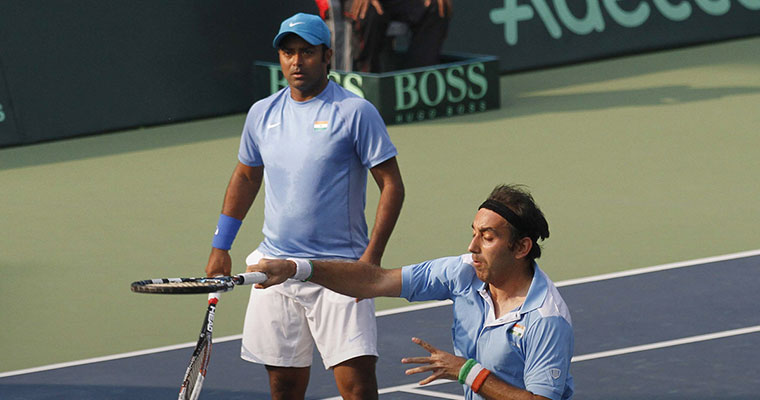 Paes-Raja team win first title at Knoxville Challenger