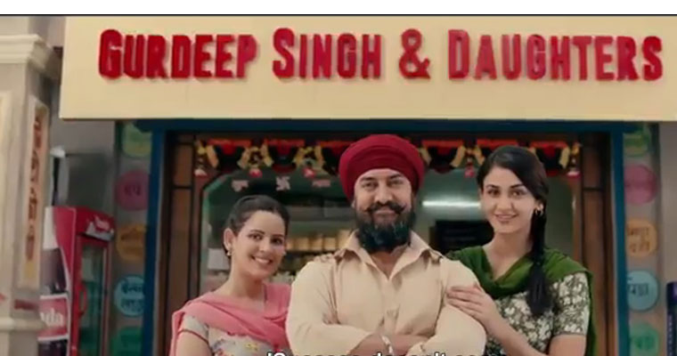Aamir Khan shows us 'the truth that matters'  in new ad on women empowerment