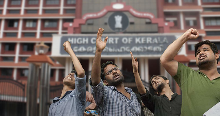 Kerala High Court tightens screws on campus politics