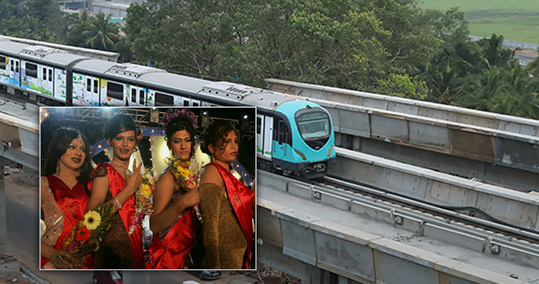 Kerala takes a step forward hires, 23 transgenders for Kochi metro