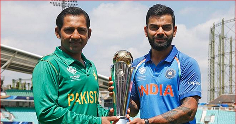 ICC Champions Trophy Final: It will be India's batting vs Pakistan's bowling