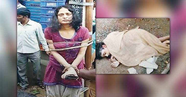 Here is why this mother threw 7-year-old daughter from fourth floor, killed her