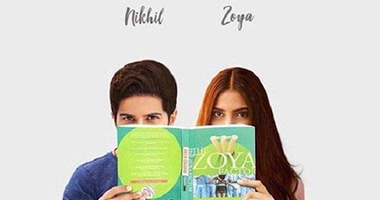 Dulquer Salmaan and Sonam Kapoor are teaming up for The Zoya Factor
