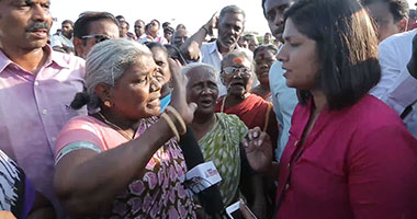 More upset than Panneerselvam? DMK moves protests to Marina Beach