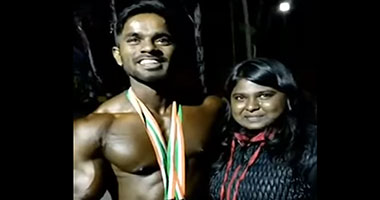 Viral Andhra body builder has a story that will inspire you