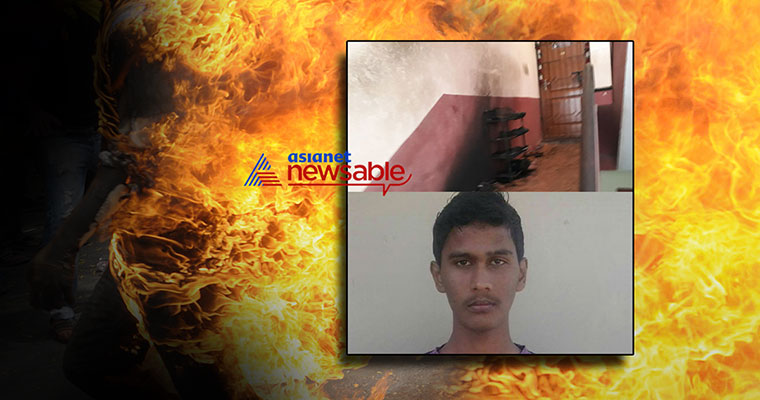 Stalker kills girl by setting her on fire in Chennai