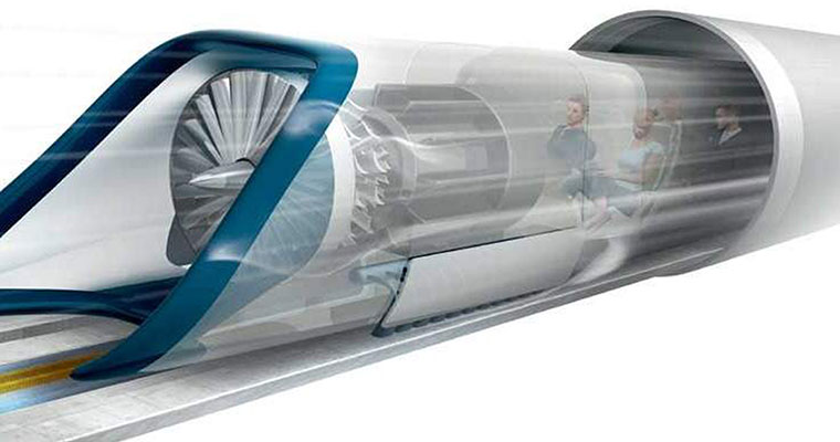 First Hyperloop tested; Missouri a candidate to land high-speed transport system