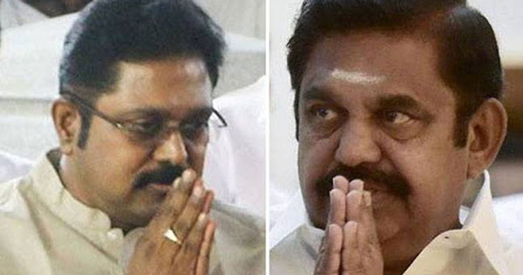Dinakaran moves HC, opposition parties meet President — AIADMK crisis
