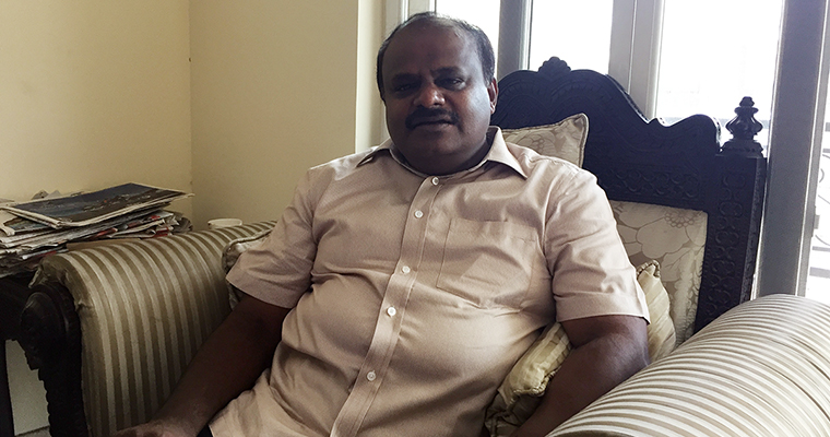 Illegal mining case: HD Kumaraswamy denied bail