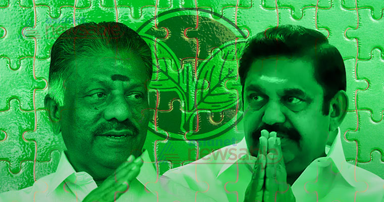 Party will be 'one again' and 'without Sasikala', says Panneerselvam — AIADMK merger