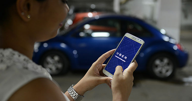 Wichita part of tipping test drive for Uber