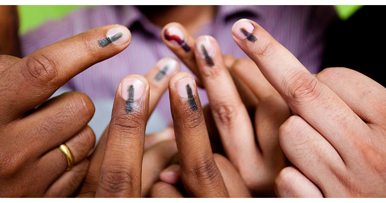 Vengara gets inked: Bypoll witnesses record voter turnout