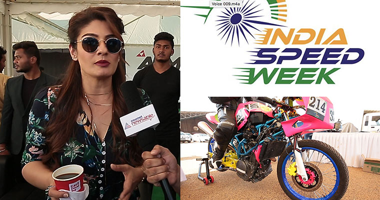 India Speed Week: Superbikes, fast cars and an extravaganza, a festival for adrenaline junkies