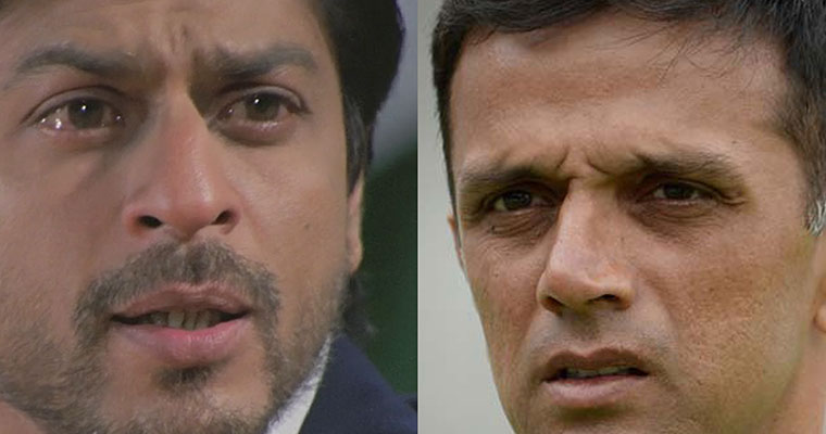 But, the real test begins now, says Rahul Dravid