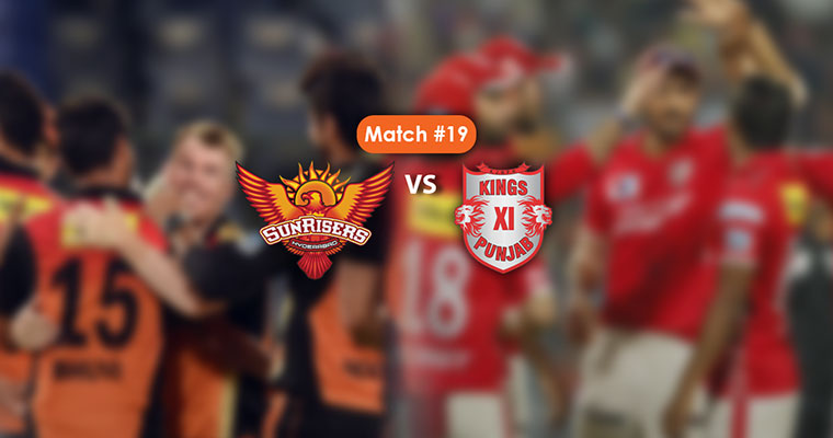 IPL 2017 SRH vs KXIP: Team news, preview and likely XIs