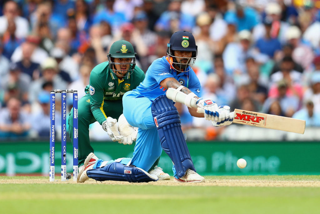 Virat Kohli: It was hard to counter Fakhar Zaman's batting style