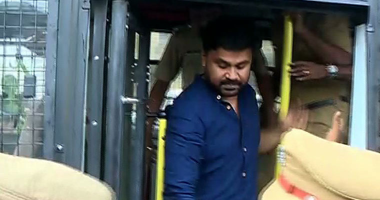 Police seize phone, memory card of Aju; Dileep taken to Thrissur