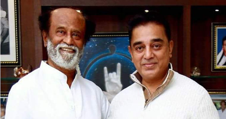 Why were Rajinikanth and Kamal Haasan missing from Sridevi's prayer meet?