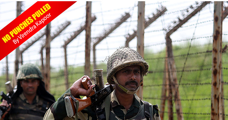 Indian Army Camp Attacked Again : Pak Invites Another Surgical Strike