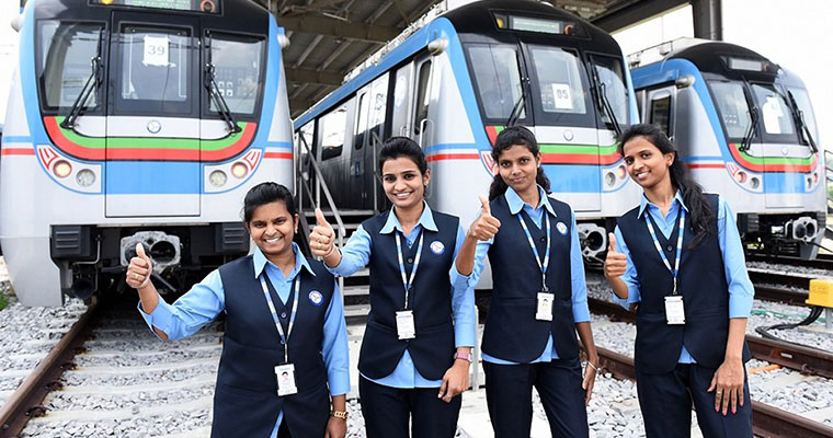 Hyderabad Metro to have host of disabled-friendly features