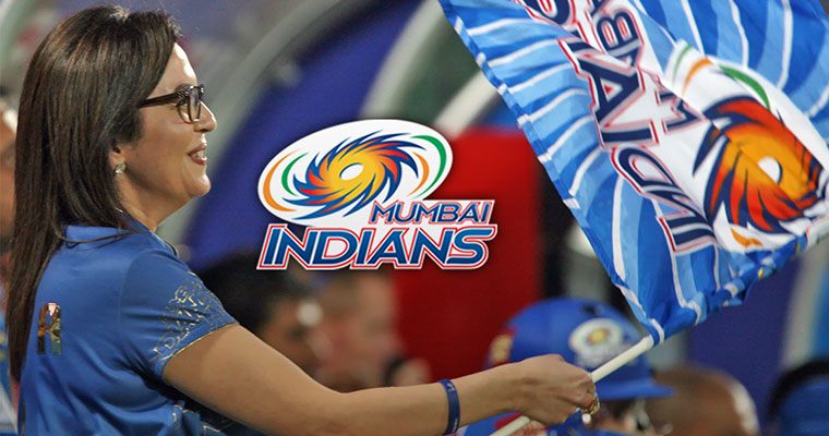 How Nita Ambani turned Mumbai Indians into a better brand than Reliance!