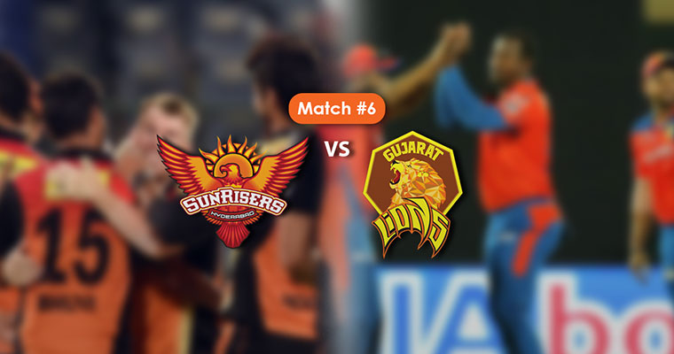 SRH vs GL IPL Match 6: Preview, team news and likely XIs