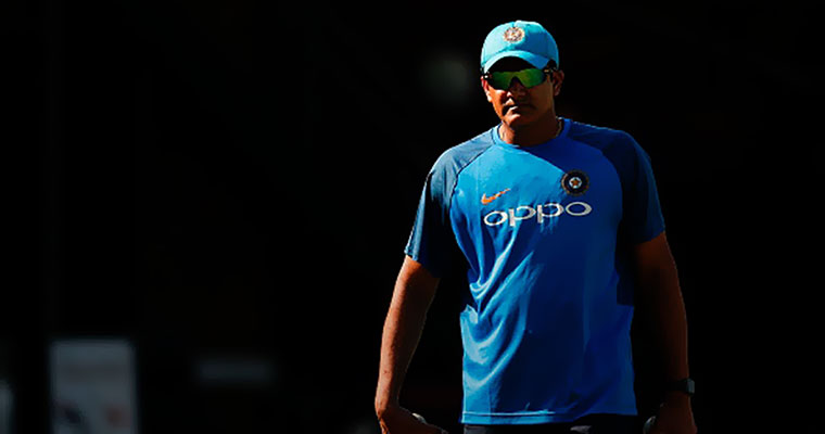 Kumble likely to be retained as head coach