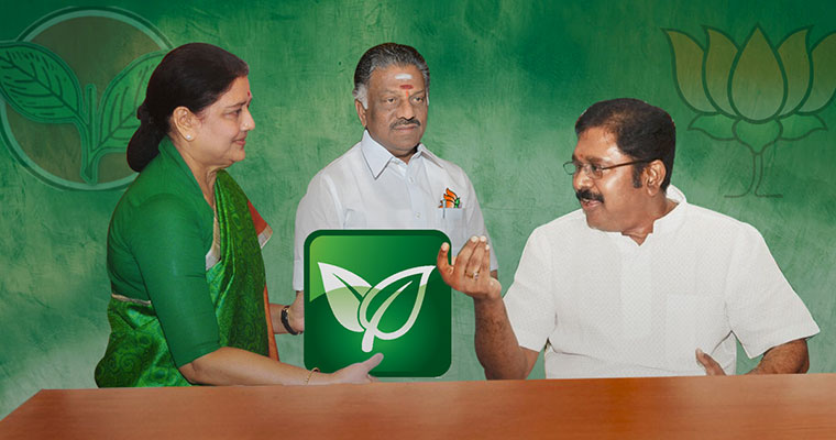 Sideline Sasi: Vested interests helping Panneerselvam in stopping Dinakaran?