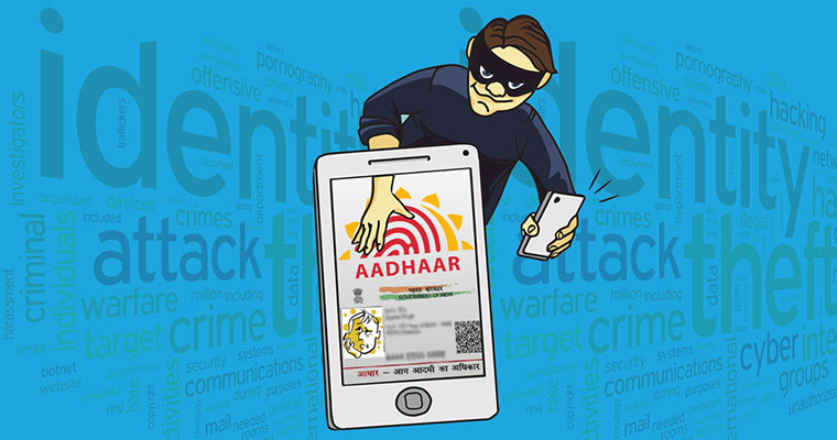 In Modi's digital India, your Aadhaar card makes you less safe