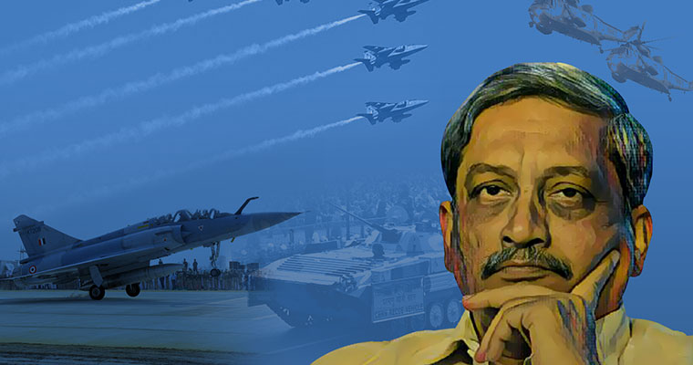 Manohar Parrikar – This active defence minister will be missed
