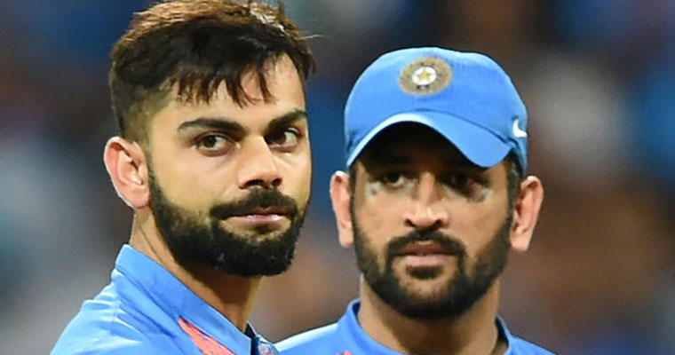 Dhoni, Rohit, Rahane out of form - Worry for Kohli ahead of Champions Trophy?