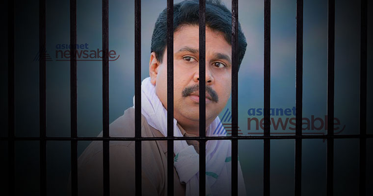 Chetta.. I am innocent: Dileep told producer Suresh Kumar
