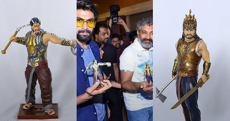 In pics: Baahubali has now entered the toys world as an Indian superhero figurine