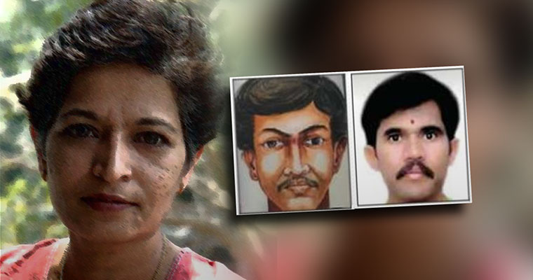 Indian police releases photo of suspect in woman journalist's murder