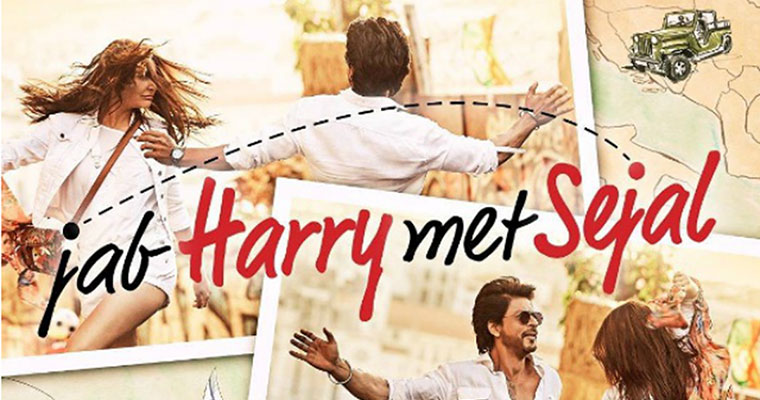Anushka Sharma reveals Shah Rukh Khan's look in 'Jab Harry Met Sejal'