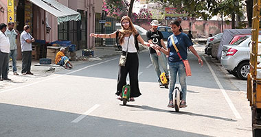 Bengaluru traffic has a solution: UNICYCLES