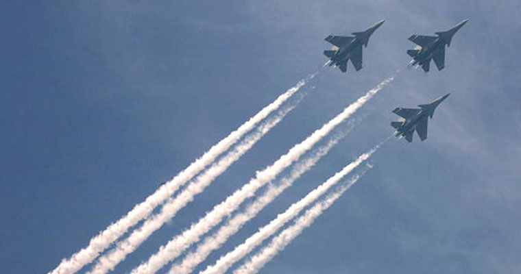 Search continues for missing Su-30 fighter jet: IAF