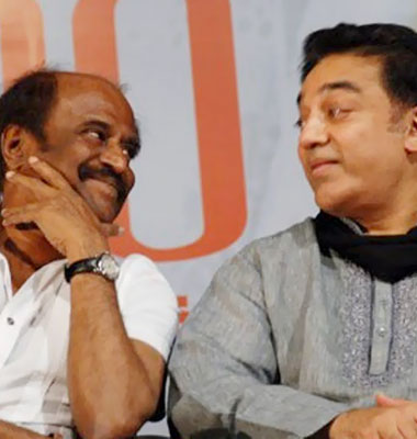 'There may be no necessity to join hands with Rajinikanth' Kamal Haasan hints indirectly