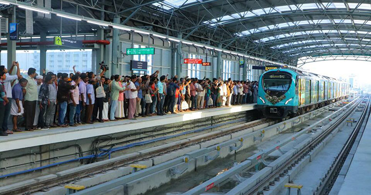 7 things to know before you take a ride on Kochi Metro
