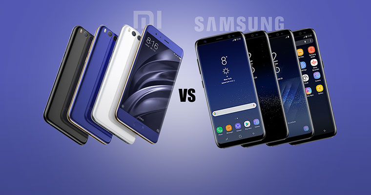 Xiaomi Mi 6 vs Samsung Galaxy S8: Mi 6 tries to match S8 at half the price