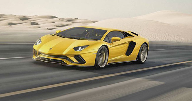 Lamborghini Aventador S hits the Indian market at Rs 5.01 crore