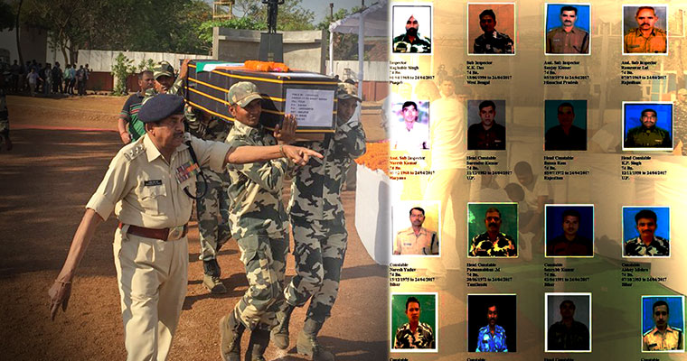 Sukma attack: Locals used as decoys in Naxals' attack rehearsal