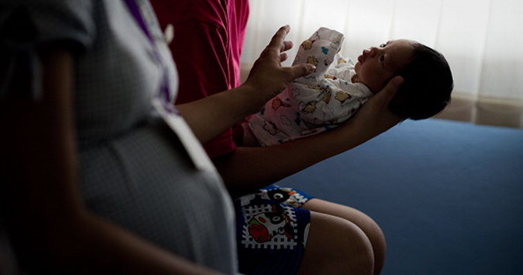 Andhra Pradesh has the highest teenage pregnancy rate in south India