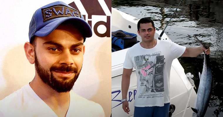 Meet Bunty Sajdeh, the man who got Virat Kohli the multi-million dollar deal